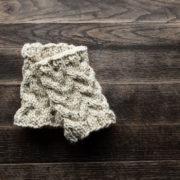 ENDURANCE - Ankle Warmer / Leg Warmer Knitting Pattern