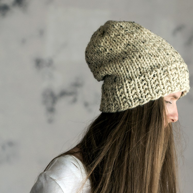 Oneness Hat Knitting Pattern