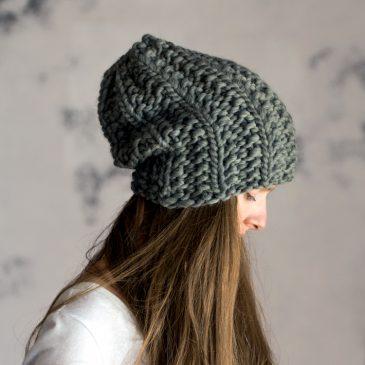 WONDER : Hat Knitting Pattern