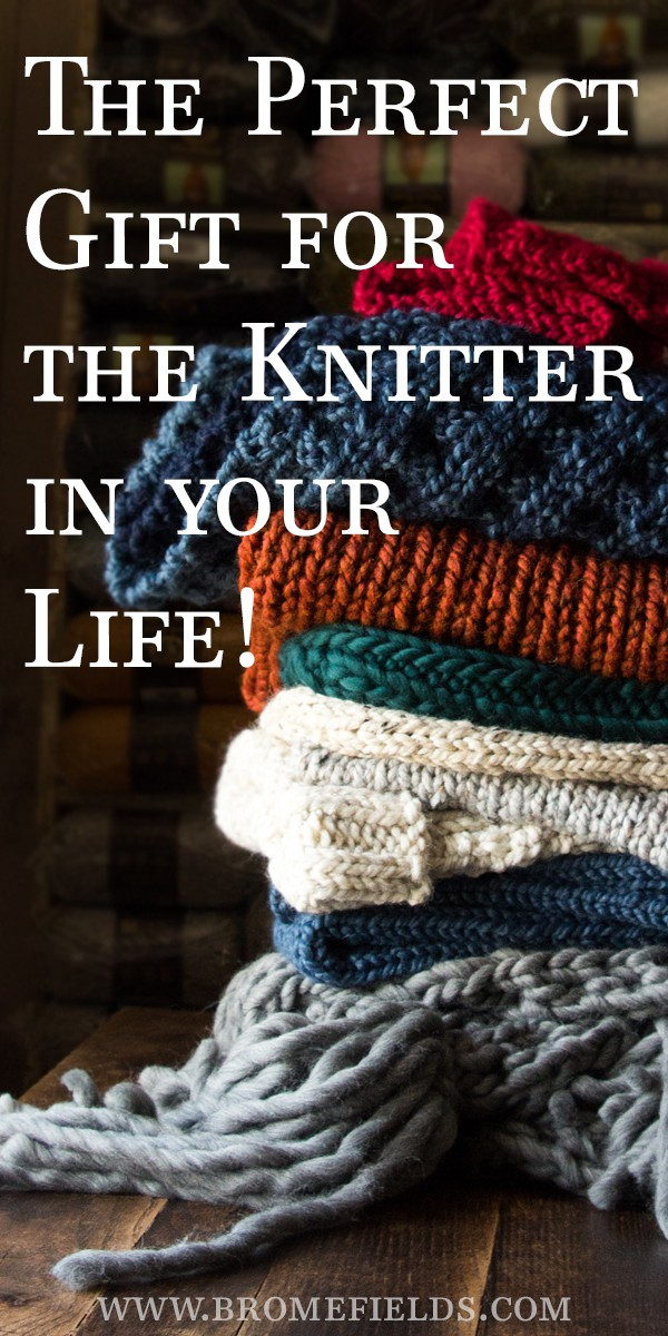 The perfect gift for the knitter in your life!