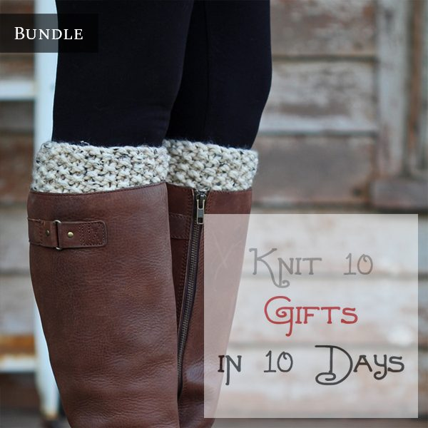 Knit 10 Gifts in 10 Days Bundle!