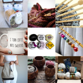 2016 Top 10 Knitters Gift Ideas