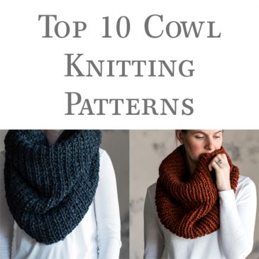 Top 10 Cowl Knitting Patterns