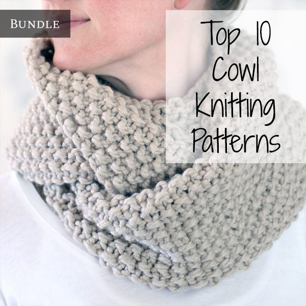Top 10 Cozy Knitting Patterns Bundle