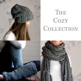 New Knitting Pattern Collection!