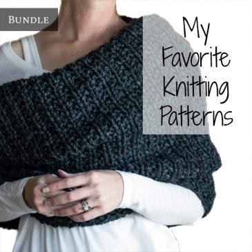 My Favorite Knitting Patterns Bundle