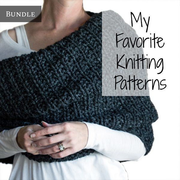 93efd12dd48f3 My Favorite Knitting Patterns Bundle - Brome Fields