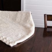 Grace Blanket Knitting Pattern