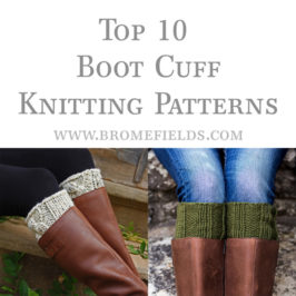 Top 10 Boot Cuffs!