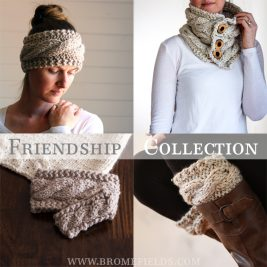 Friendship Knitting pattern collection!