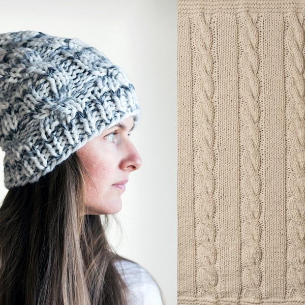 Enter to win 2 knitting patterns!