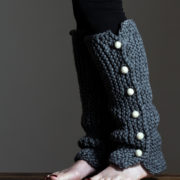 Leg Warmer Knitting Pattern : Responsibility