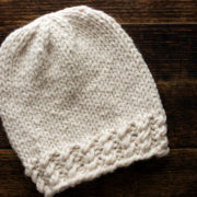 Surrender Hat Knitting Pattern