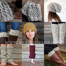 Top 10 Knitting Patterns for 2014