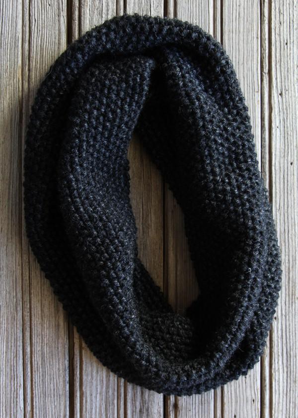 Free Cowl Knitting Pattern Brome Fields
