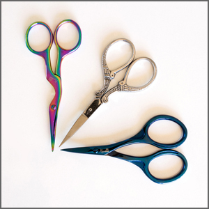 Small Craft Scissors by Nirvana