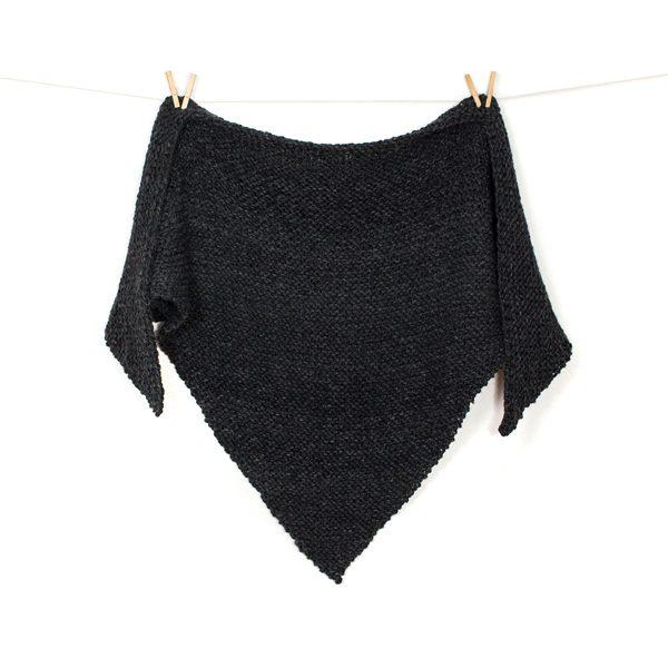 {FREE} OPENNESS : Triangle Shawl Knitting Pattern
