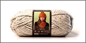 Lion Brand Thick and Quick Yarn