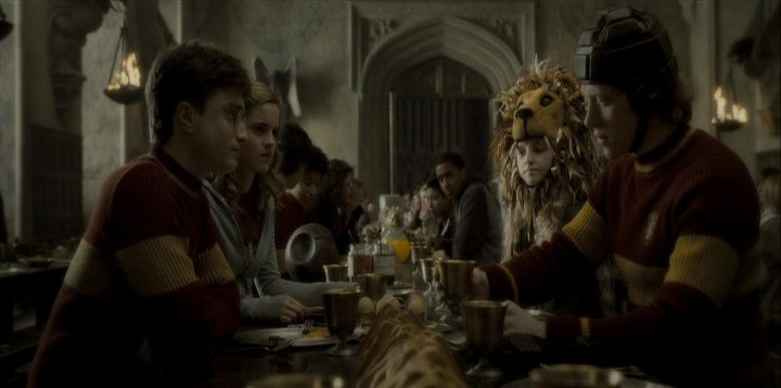 All Things Knitted in Harry Potter and the Half-Blood Prince