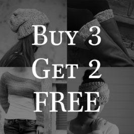Buy3Get2FREE Sale!