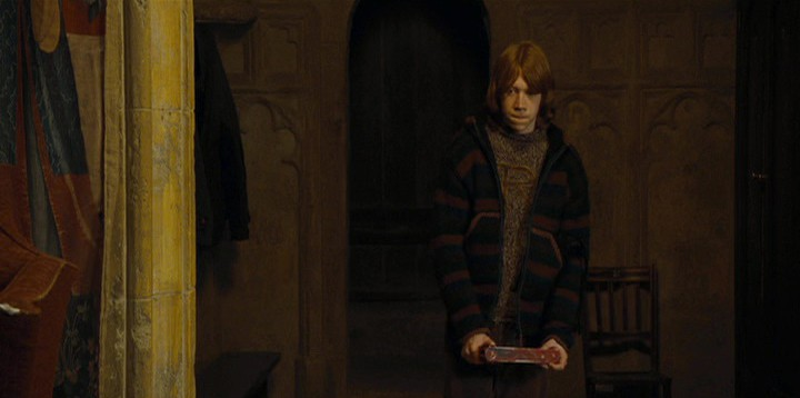 All Things Knitted in Harry Potter and the Goblet of Fire, Brome Fields