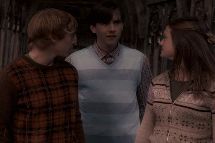 All Things Knitted in Harry Potter and The Order of the Phoenix