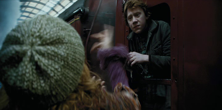 All Things Knitted in Harry Potter and the Prisoner of Azkaban Brome Fields