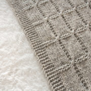 NEW Blanket Knitting Pattern by Brome Fields {Virtuous}