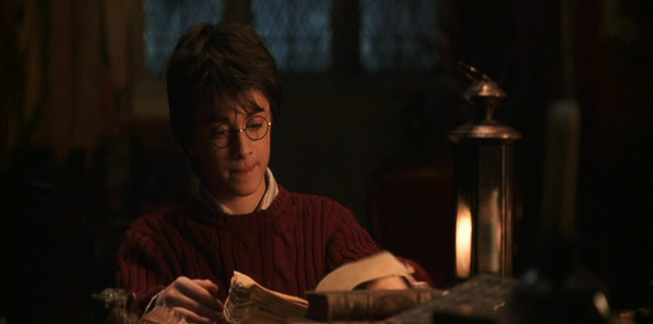 All Things Knitted in Harry Potter – The Chamber of Secrets, Brome Fields