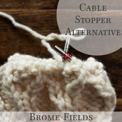 Alternative Cable Stopper