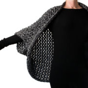Light & Airy Cocoon Knitting Pattern by Brome Fields
