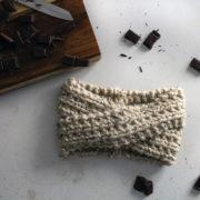 FREE Headband Knitting Pattern : Adventurous : Brome Fields