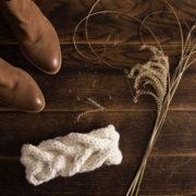 Headband Knitting Pattern : Luminous : Brome Fields