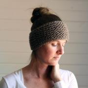 HONESTY: Headband Knitting Pattern