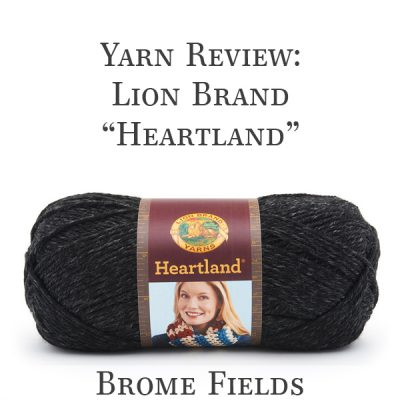 Video of knitting while giving the yarn review, so you can see how it knits up!