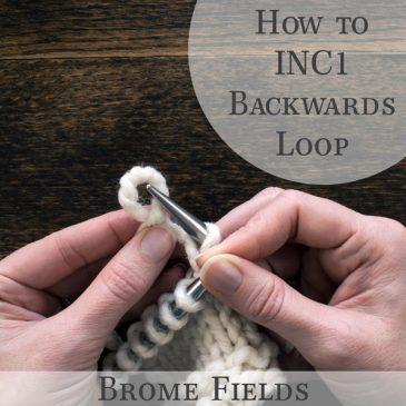 Video Tutorial: How to INC1 Backwards Loop