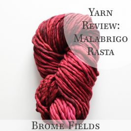 Video Yarn Review: Malabrigo Rasta Yarn