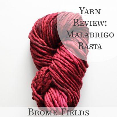 Video Yarn Review: Malabrigo Rasta Yarn