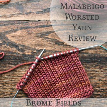 Video Yarn Review: Malabrigo Worsted Yarn