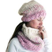 FREE Chunky Hat Knitting Pattern