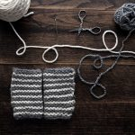 FREE Fingerless Glove Knitting Pattern