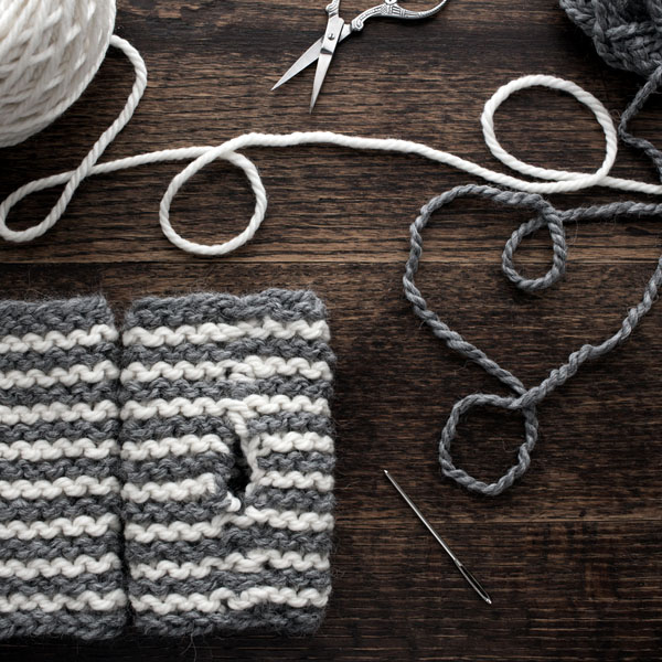 Free Curiouser Fingerless Gloves Knitting Pattern Brome Fields