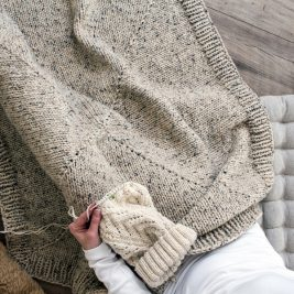 FREE Blanket Knitting Pattern