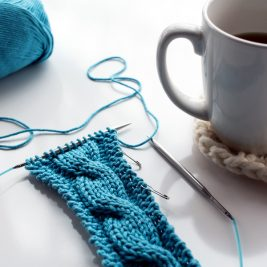 FREE Cotton Headband Knitting Pattern