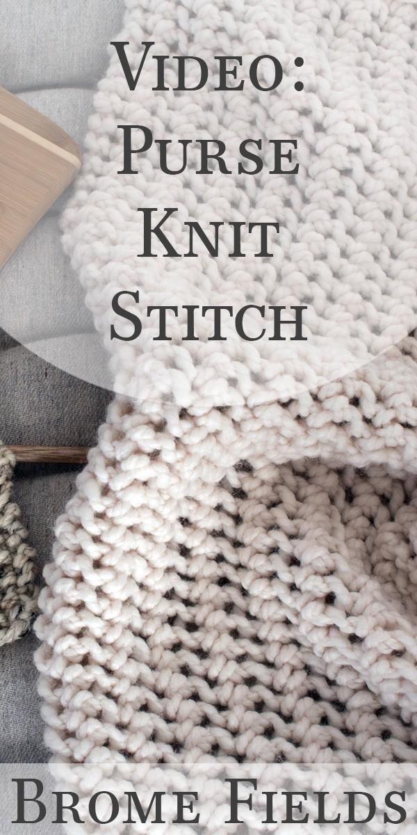 knit blanket on a yoga cushion
