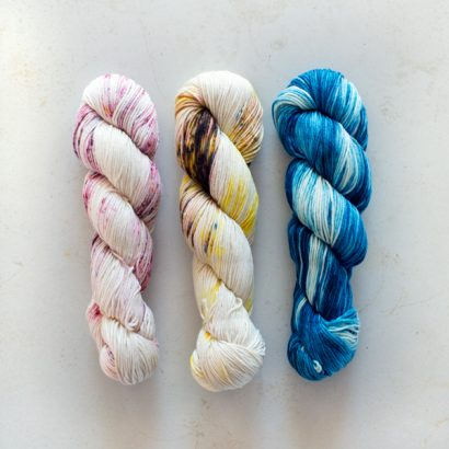 Speckled Cotton Yarn