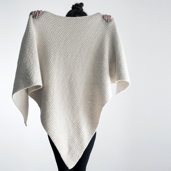 UNCONDITIONAL LOVE: FREE Shawl Knitting Pattern - Brome Fields