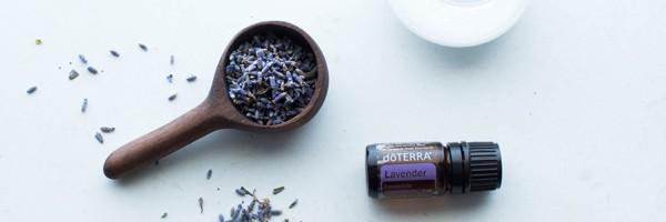 DIY Lavender Oil Lotion