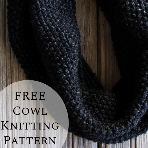 ENDEAVOR : Cowl Knitting Pattern