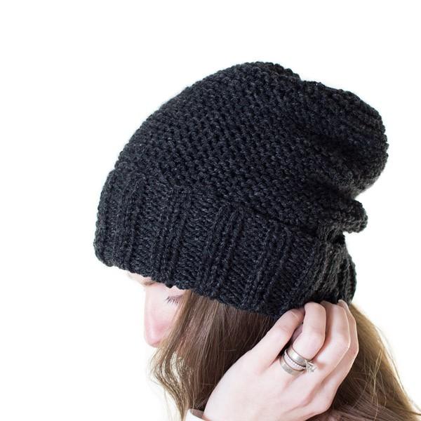 FREE Hat Knitting Pattern by Brome Fields